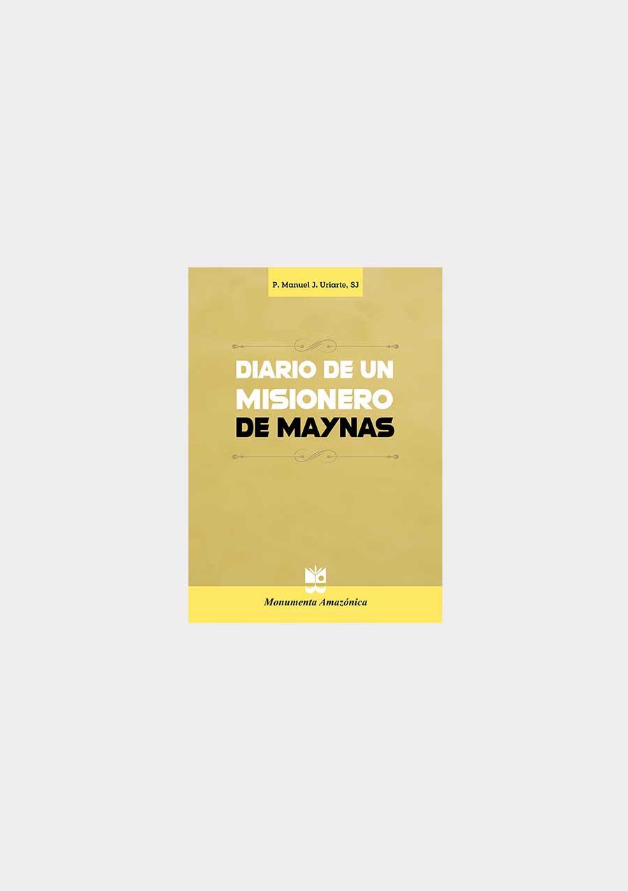 Diario-de-un-misionero-de-Maynas